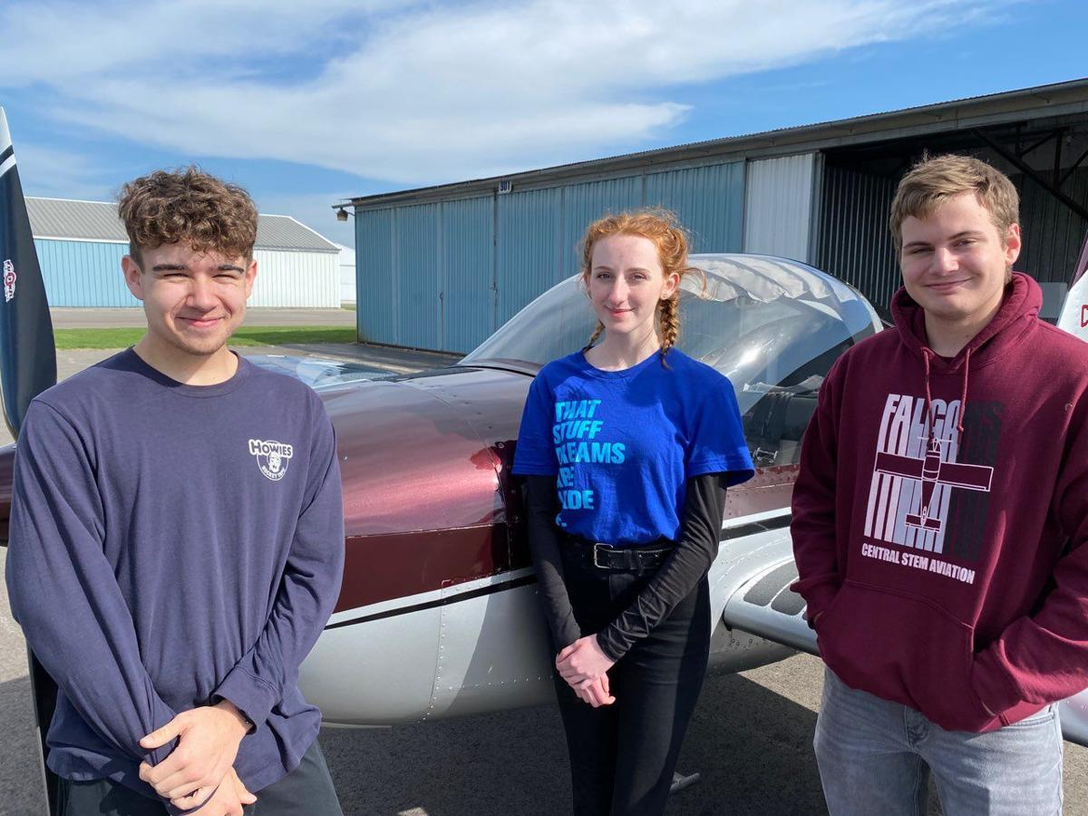 Westosha Central High School aviators