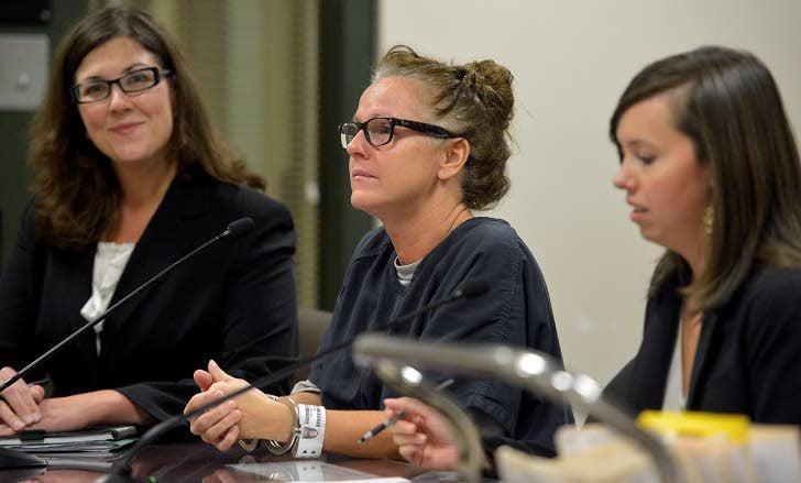 Derrick, Donna Matthews plead not guilty