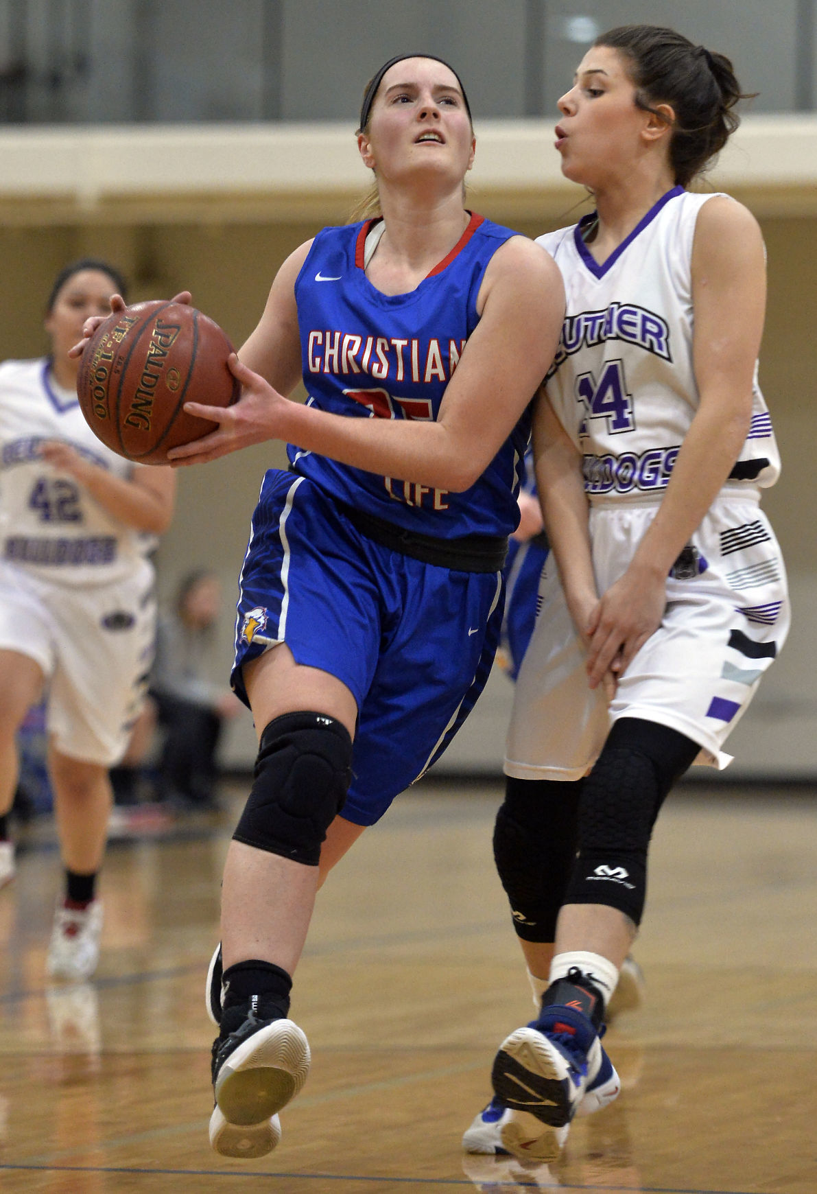 BASKETBALL CLS REUTHER GIRLS