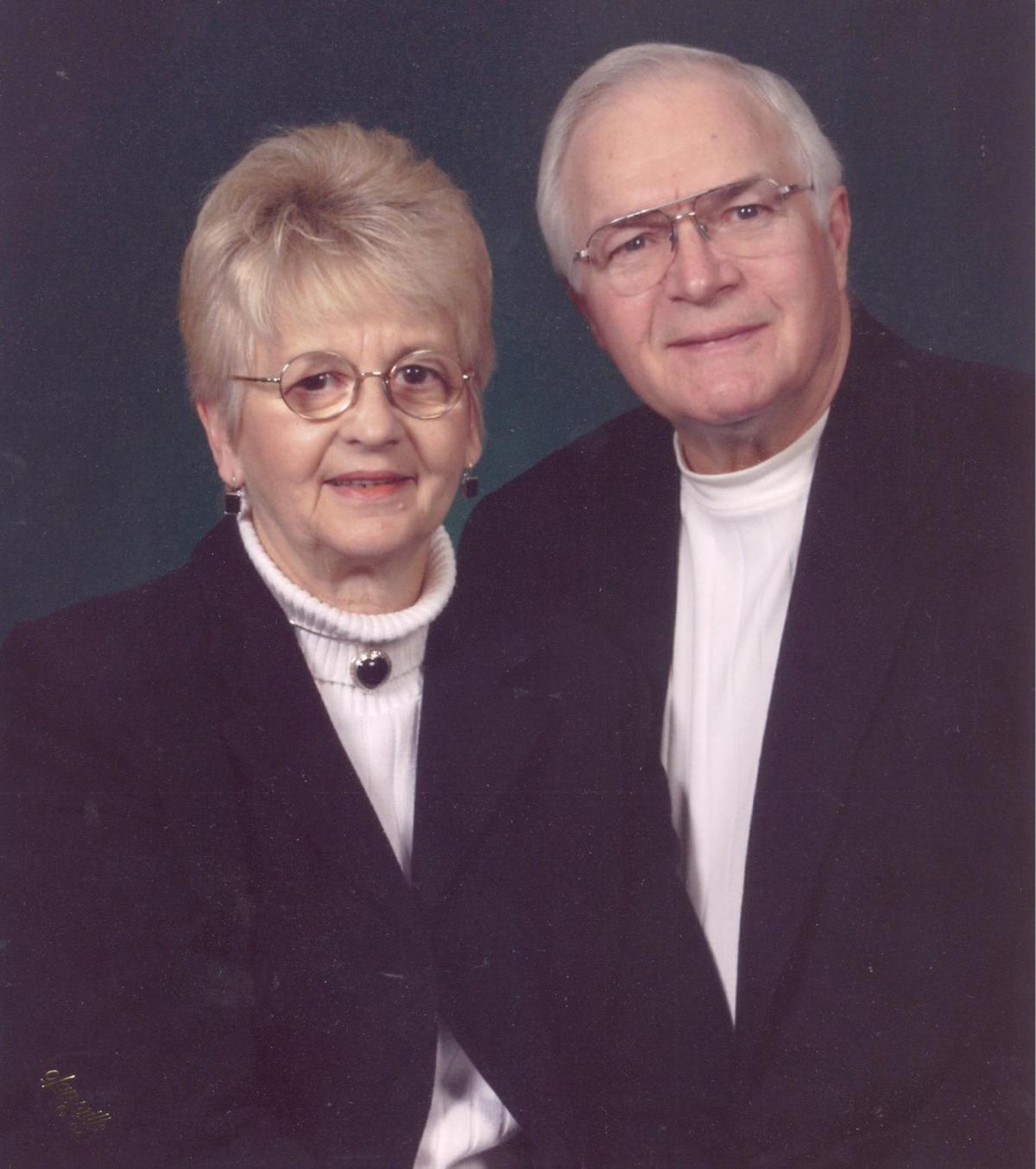 Rosie and Ralph Christman