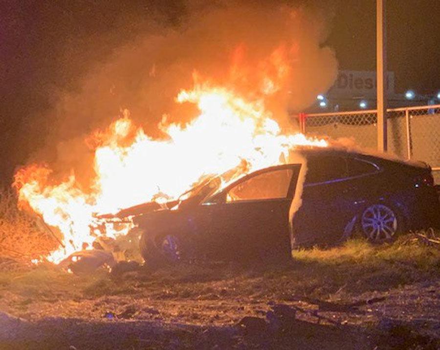 Pleasant Prairie woman arrested after crash
