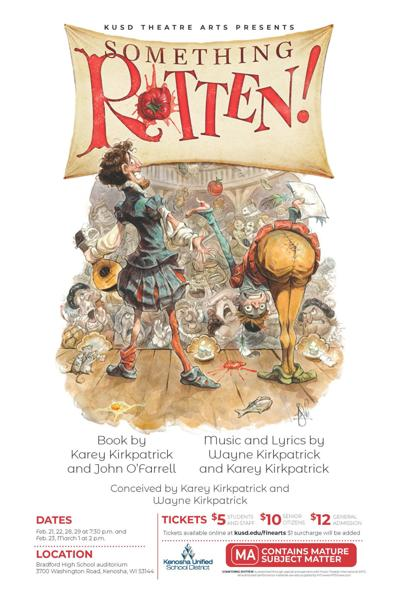 Something Rotten poster