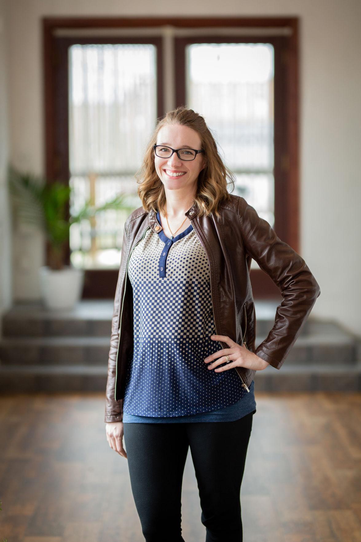 author Lorelei Savaryn