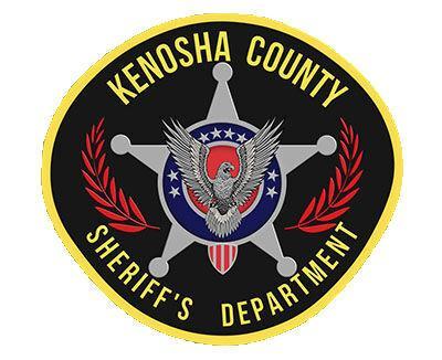 NEW: Kenosha County Sheriff's Department badge