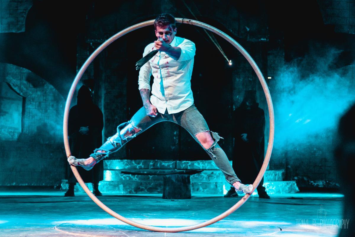 Paranormal Cirque: Artem Haurylik - Cyr Wheel
