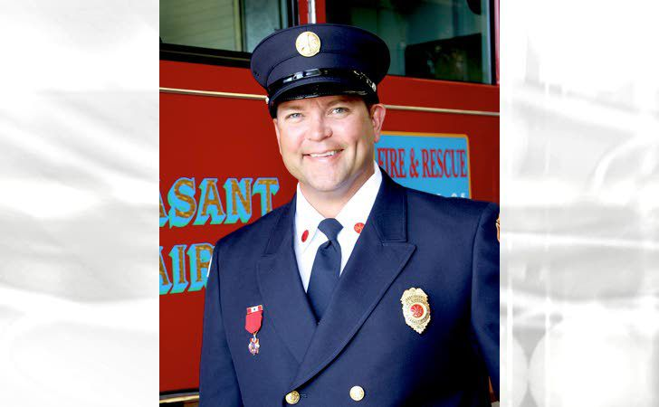 Longrie named Pleasant Prairie assistant fire chief