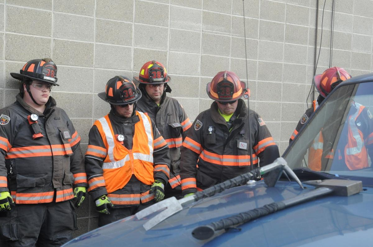 Fire training 6