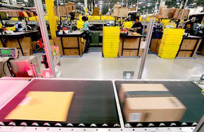 Amazon opens its doors