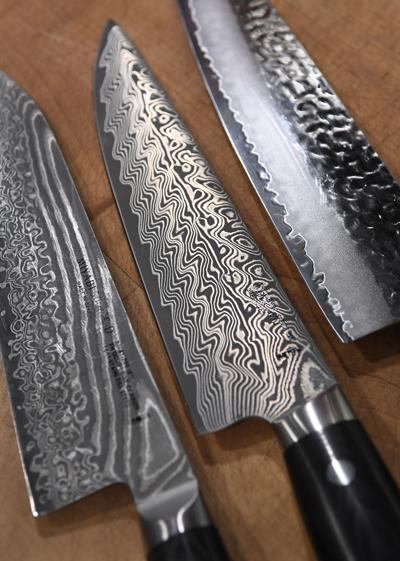 Chef S Table 2 Damascus Steel Combines Strength And
