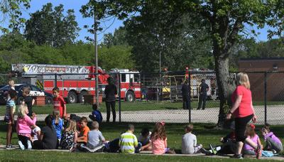 small fire causes evacuation at bose elementary school local news