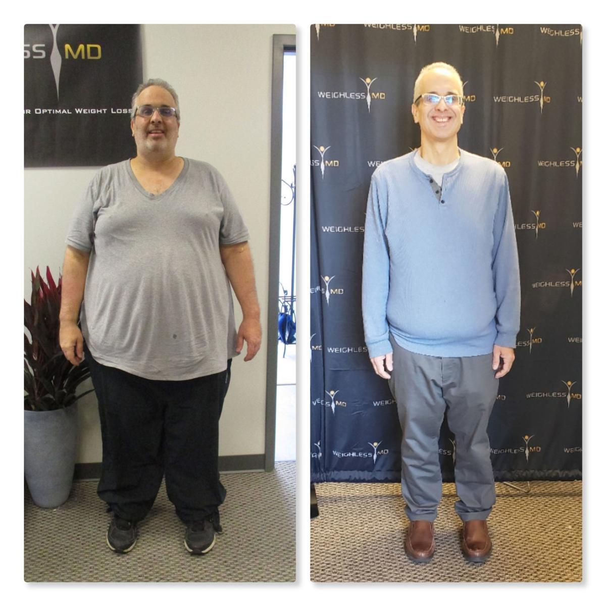Truttschel weight loss pic