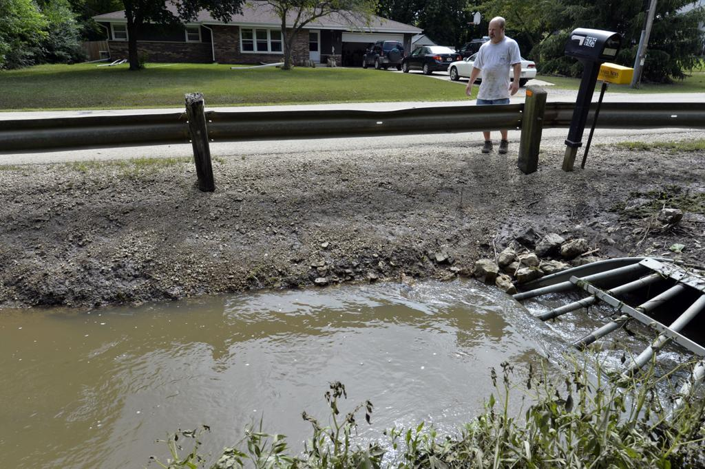 Flood Affects Hundreds Of Homes Cleanup Likely To Take Weeks Local News Kenoshanews Com