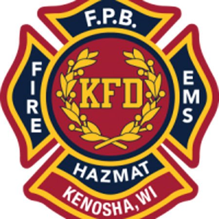 kenosha fire department logo