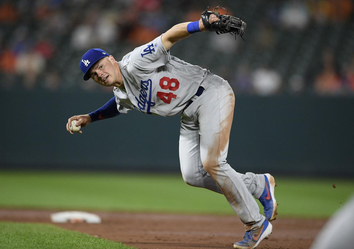 Dodgers Spring Preview Baseball