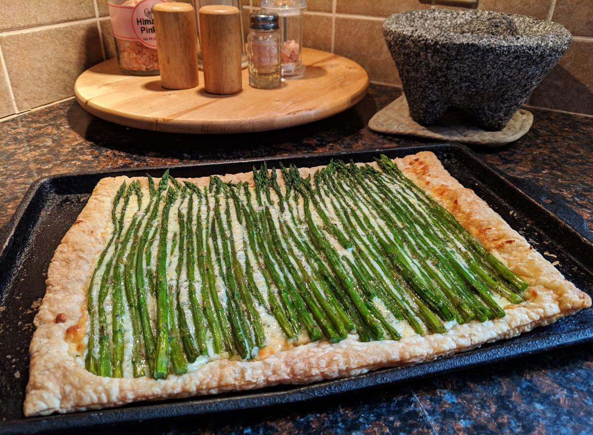 Asparagus tart3