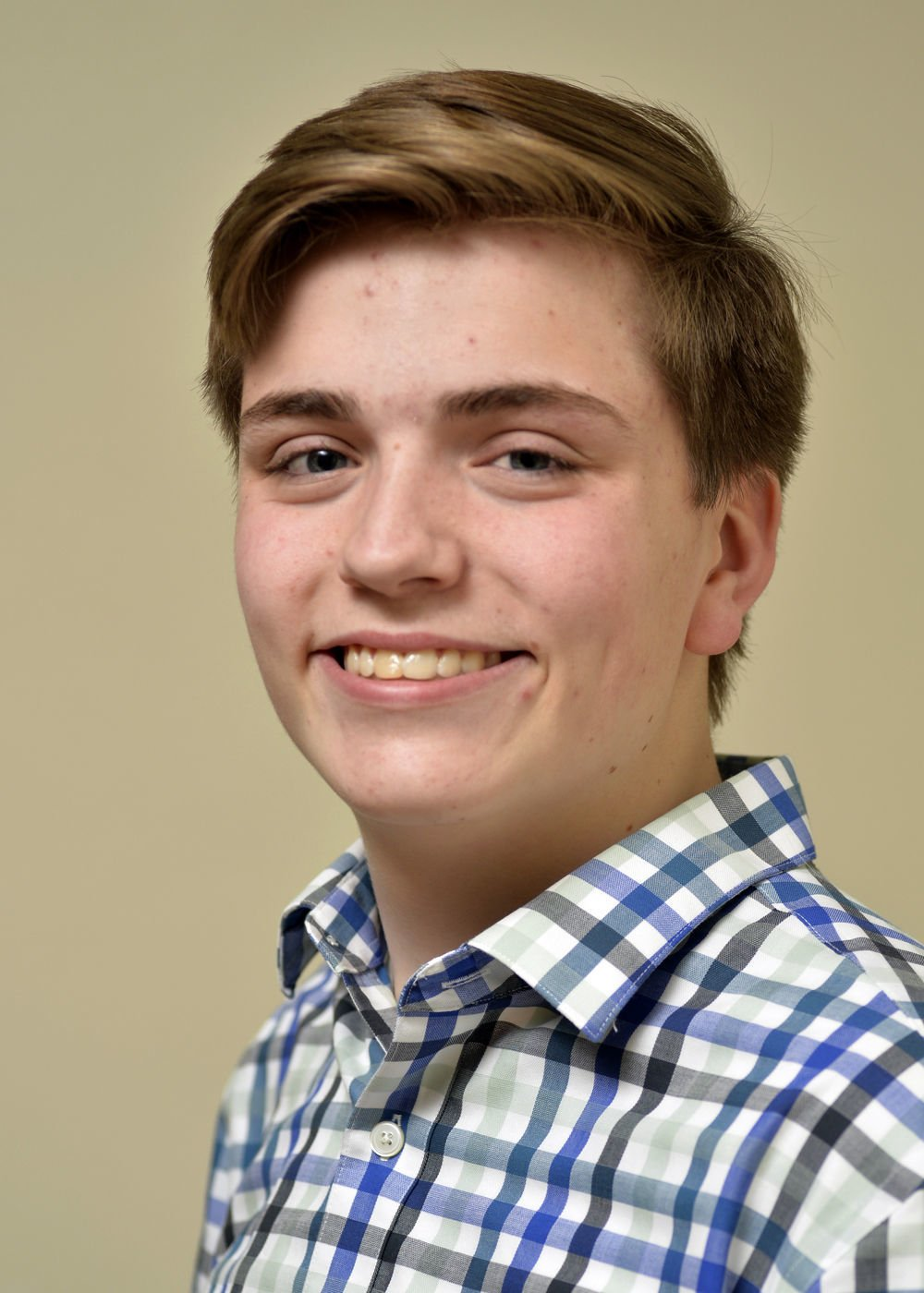 TODAY'S TEEN GRANT ENWRIGHT TREMPER H.S.