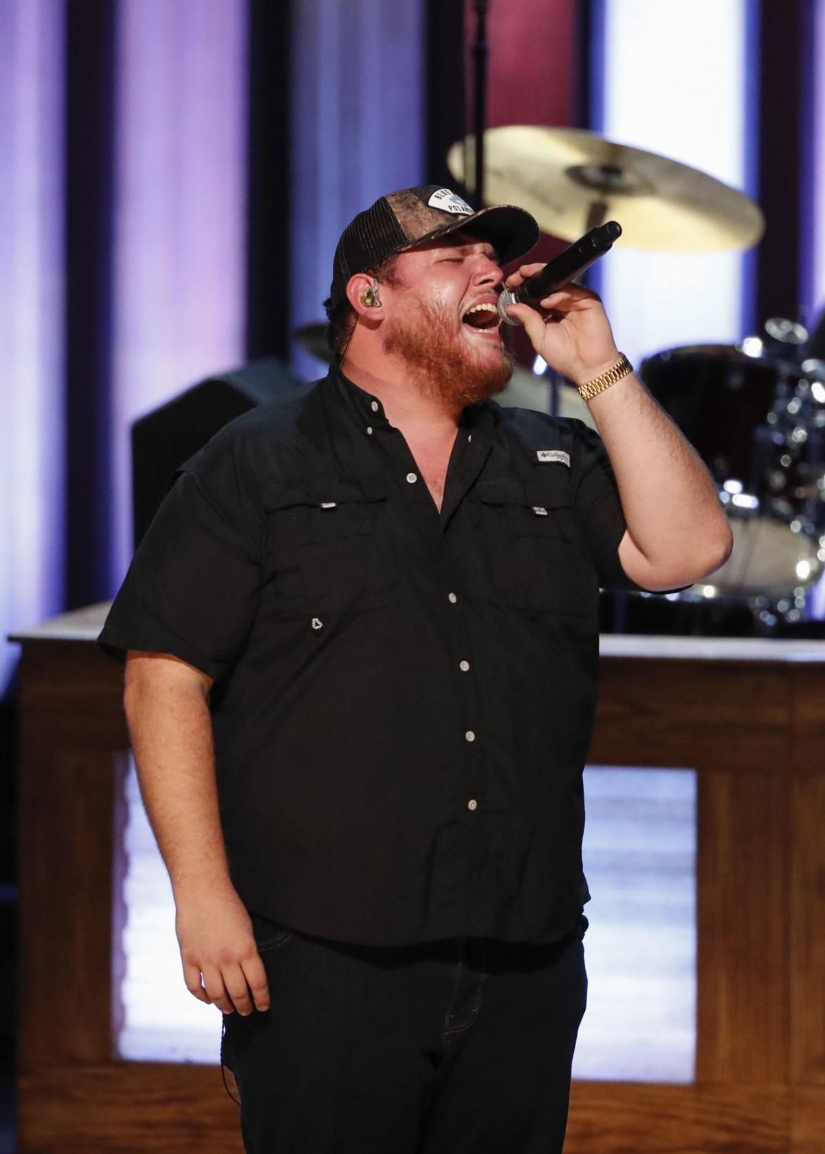 Luke Combs Joins the Grand Ole Opry Family