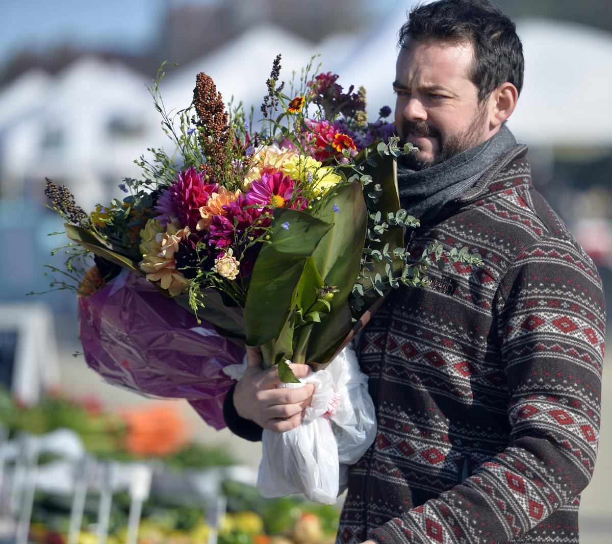 HARBOR MARKET: A blooming good buy