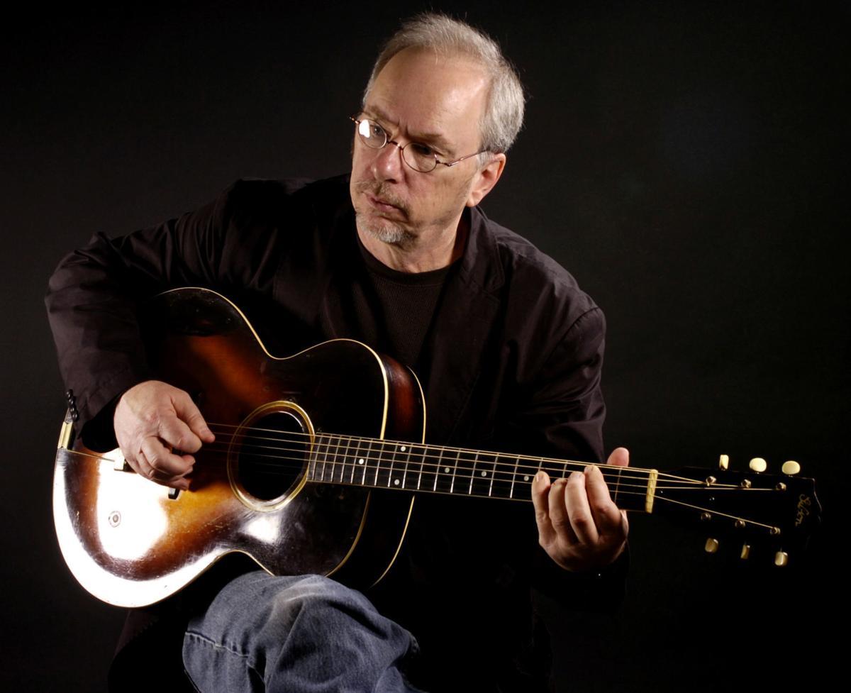 JOHN SIEGER WITH GUITAR
