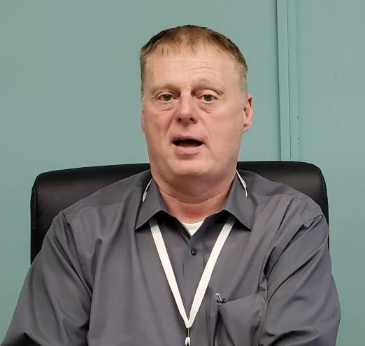 Kenosha City Administrator John Morrissey