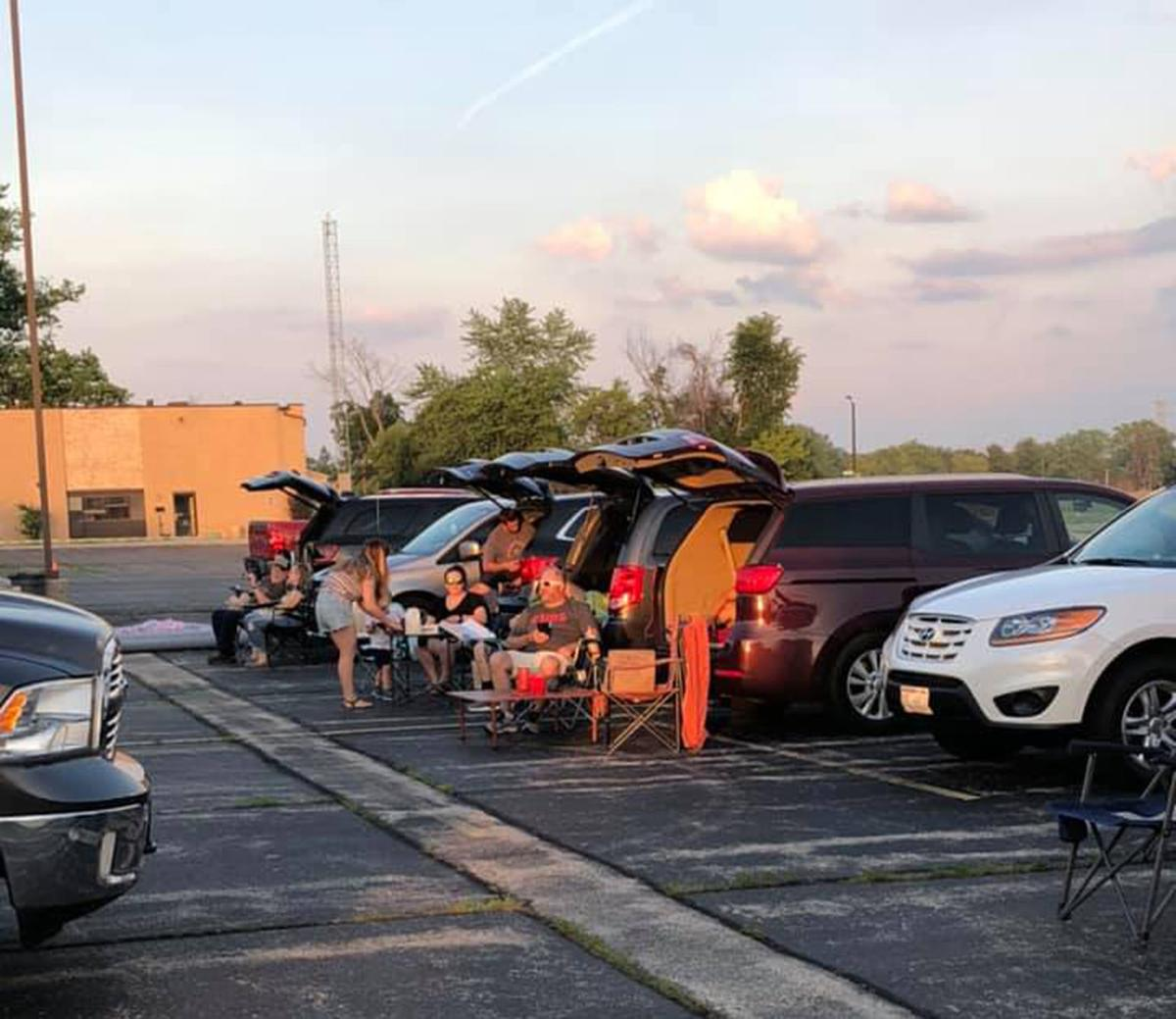Shalom Center plans second drive-in movie night