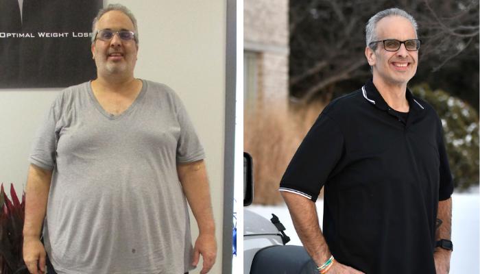 Dan Truttschel - Before and After