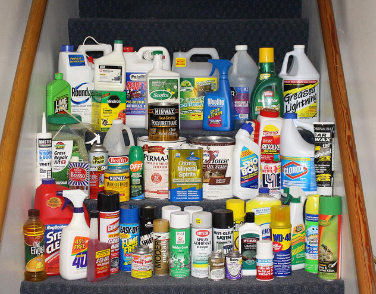 Image result for household hazardous waste