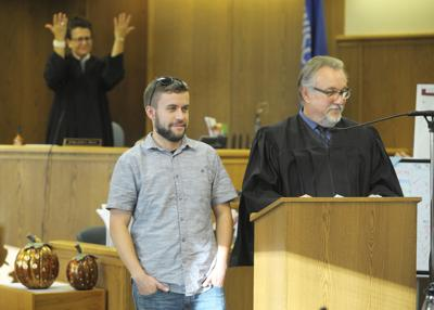 Recovering heroin addict seizes his second chance | Local News