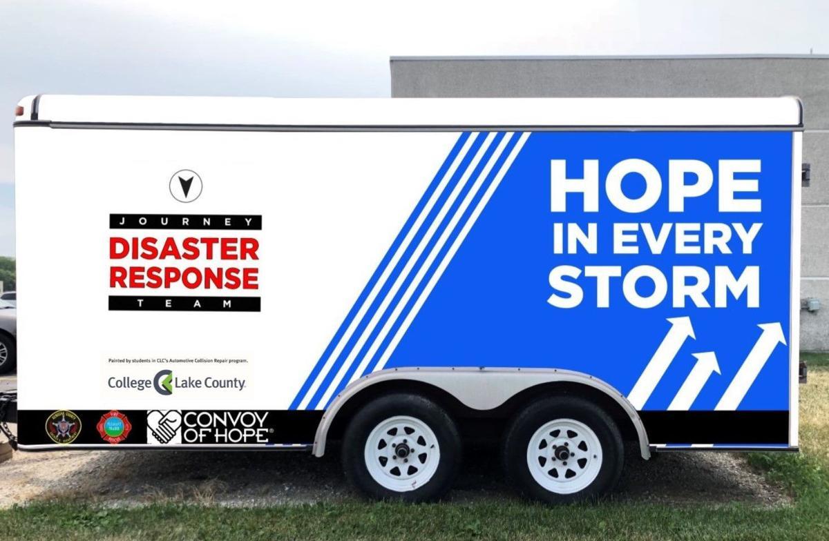 disaster response team trailer