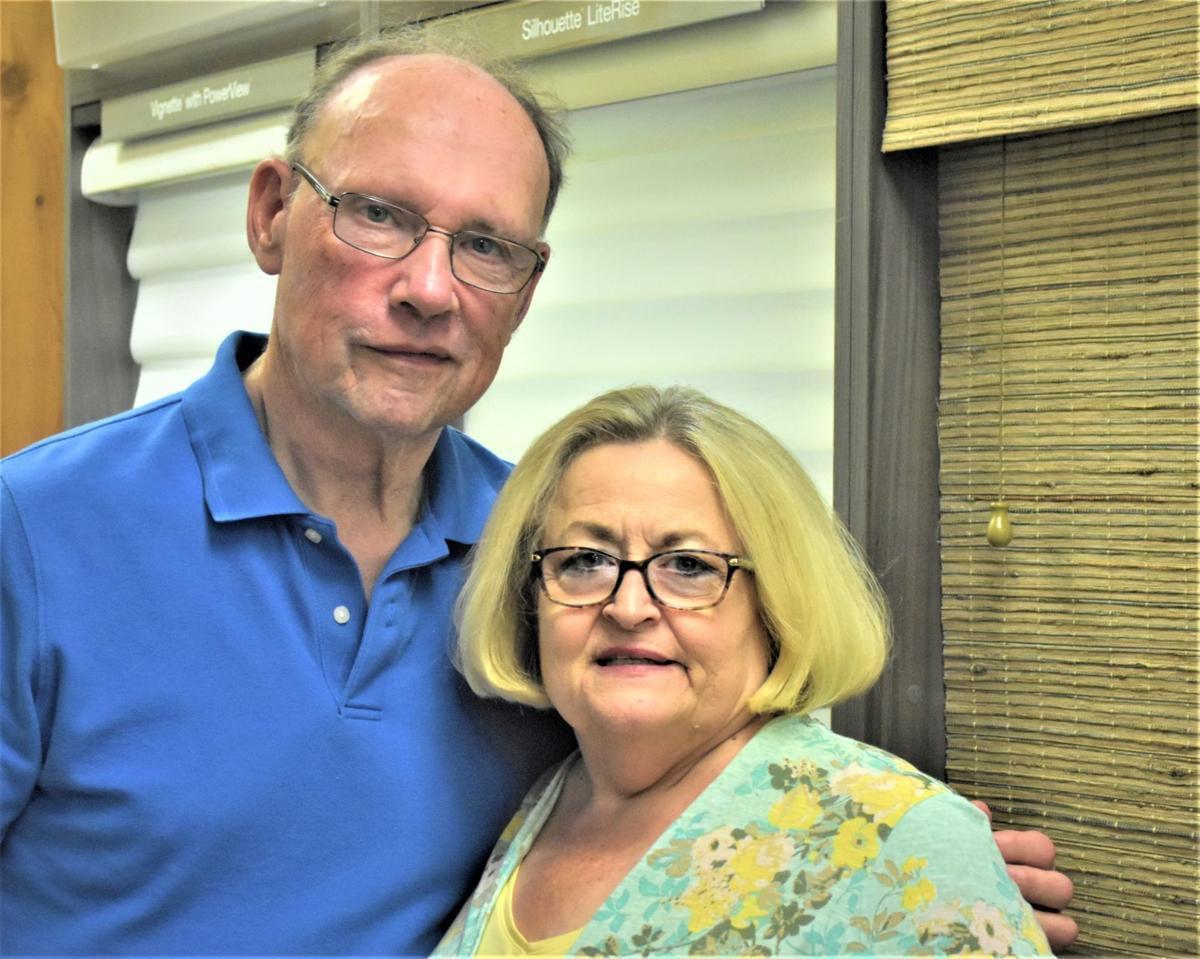 Jim and Beth Spangenberg