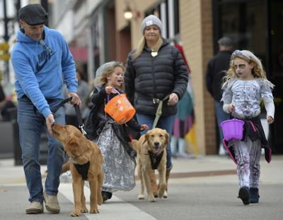 DOWNTOWN 6TH AVENUE TRICK OR TREAT: A FAMILY TREAT