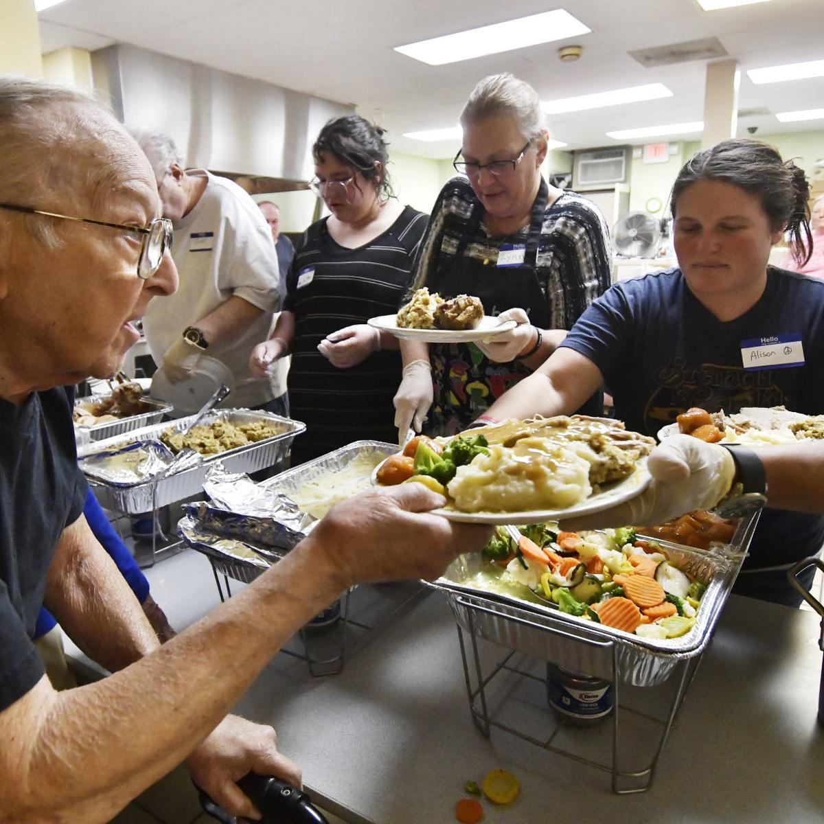 """Alison Elliott Home Before Midnight giant family"""" gathers for thanksgiving meal at first united"""