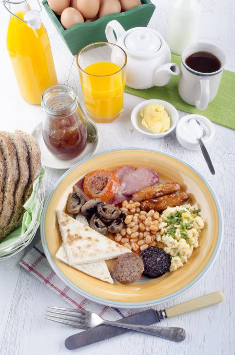Eat, drink and be Irish: Ulster Fry is a traditional breakfast