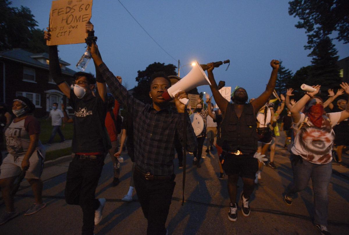 KENOSHA PROTEST - WEDNESDAY