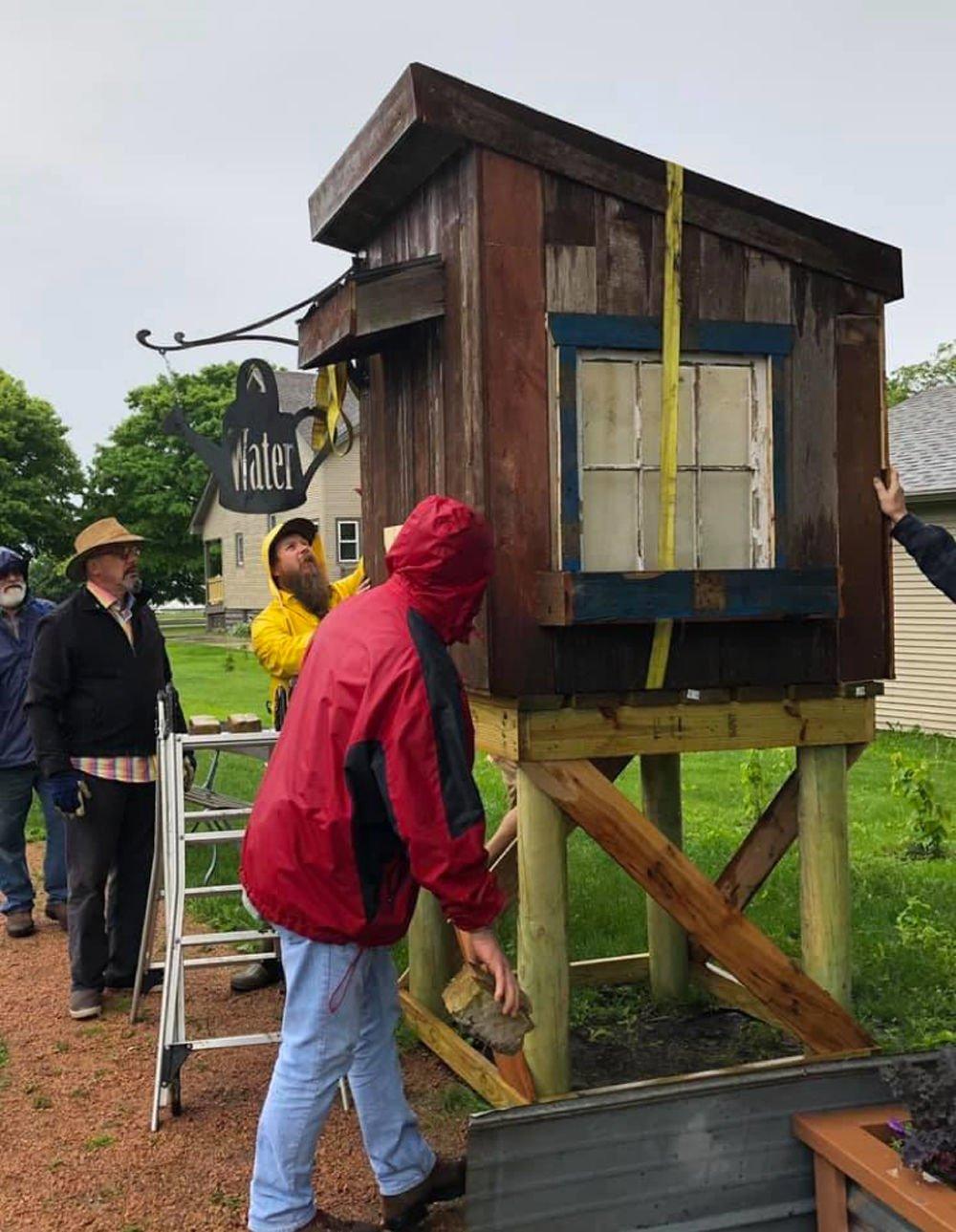 installing water tower this spring.jpg