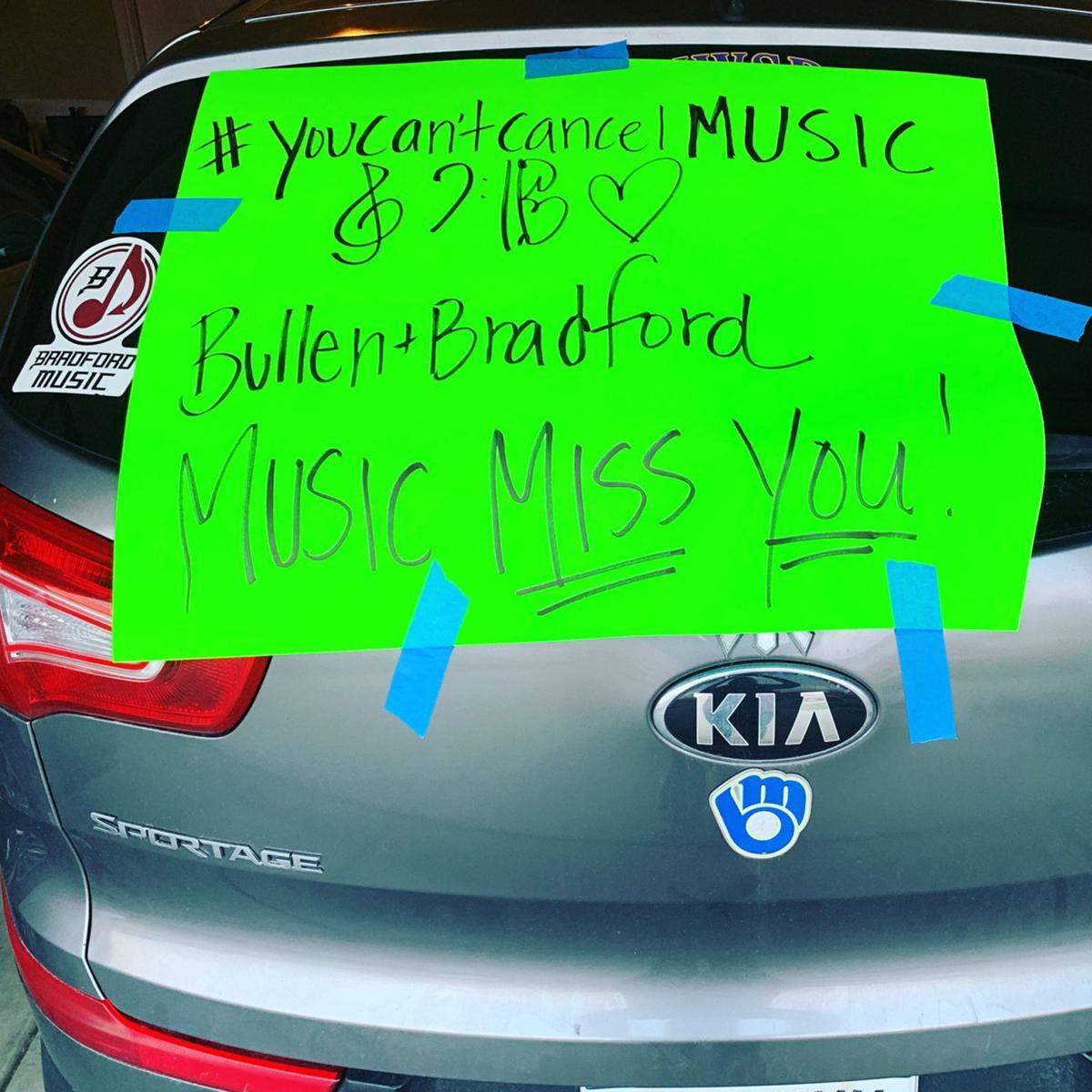 Heather Kamikawa's car in car parade.jpg