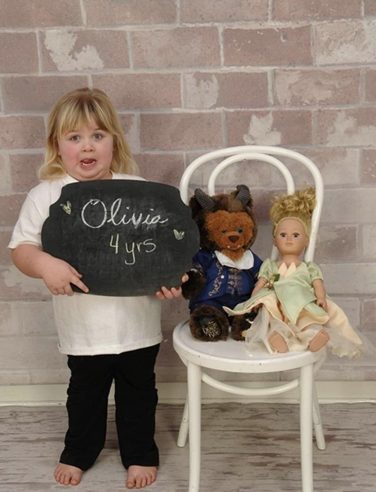 Livy and sign