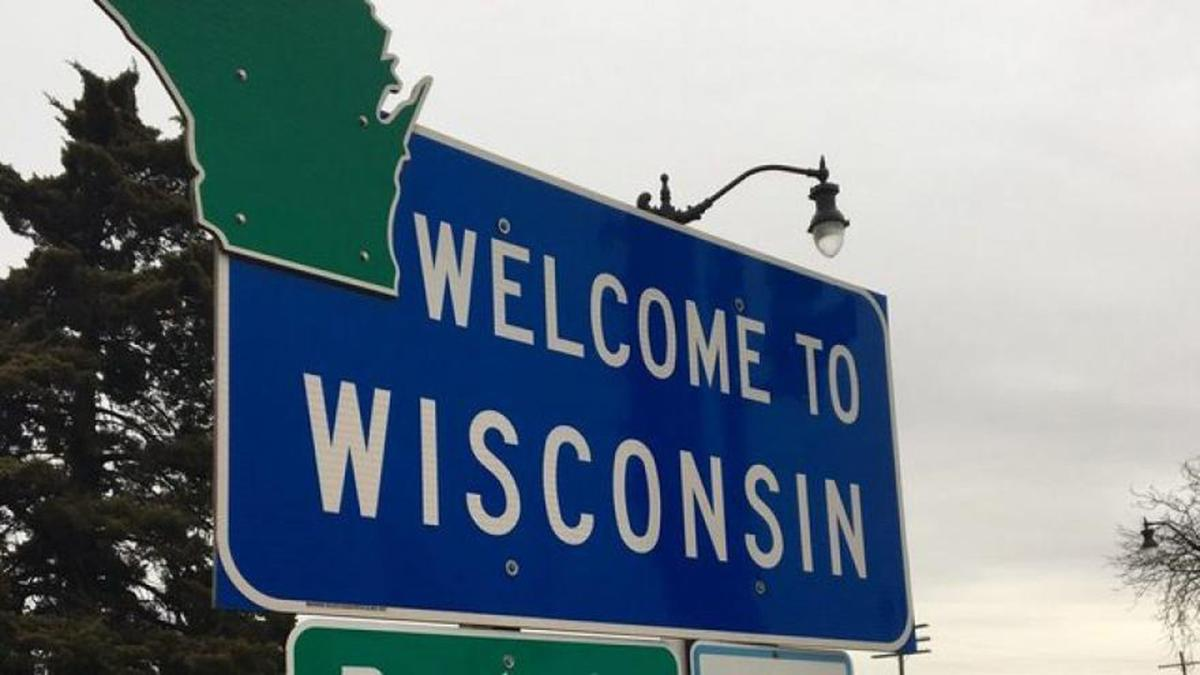 wisconsin sign
