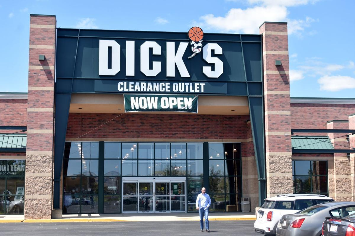 Dick's Sporting Goods now a clothing clearance outlet