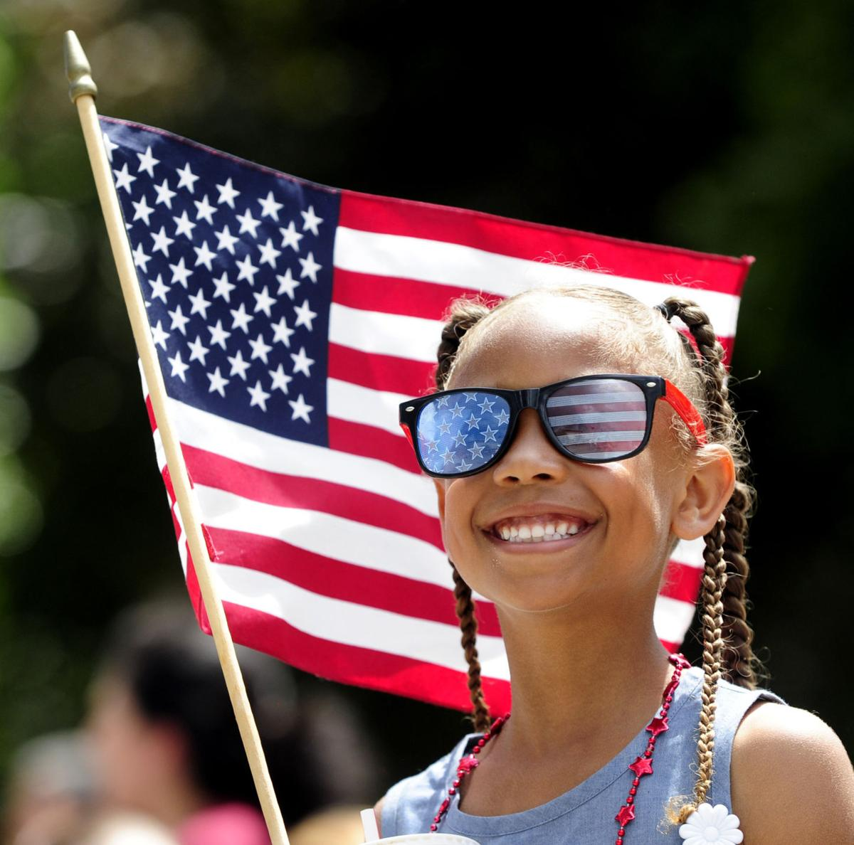Civic Veterans Parade