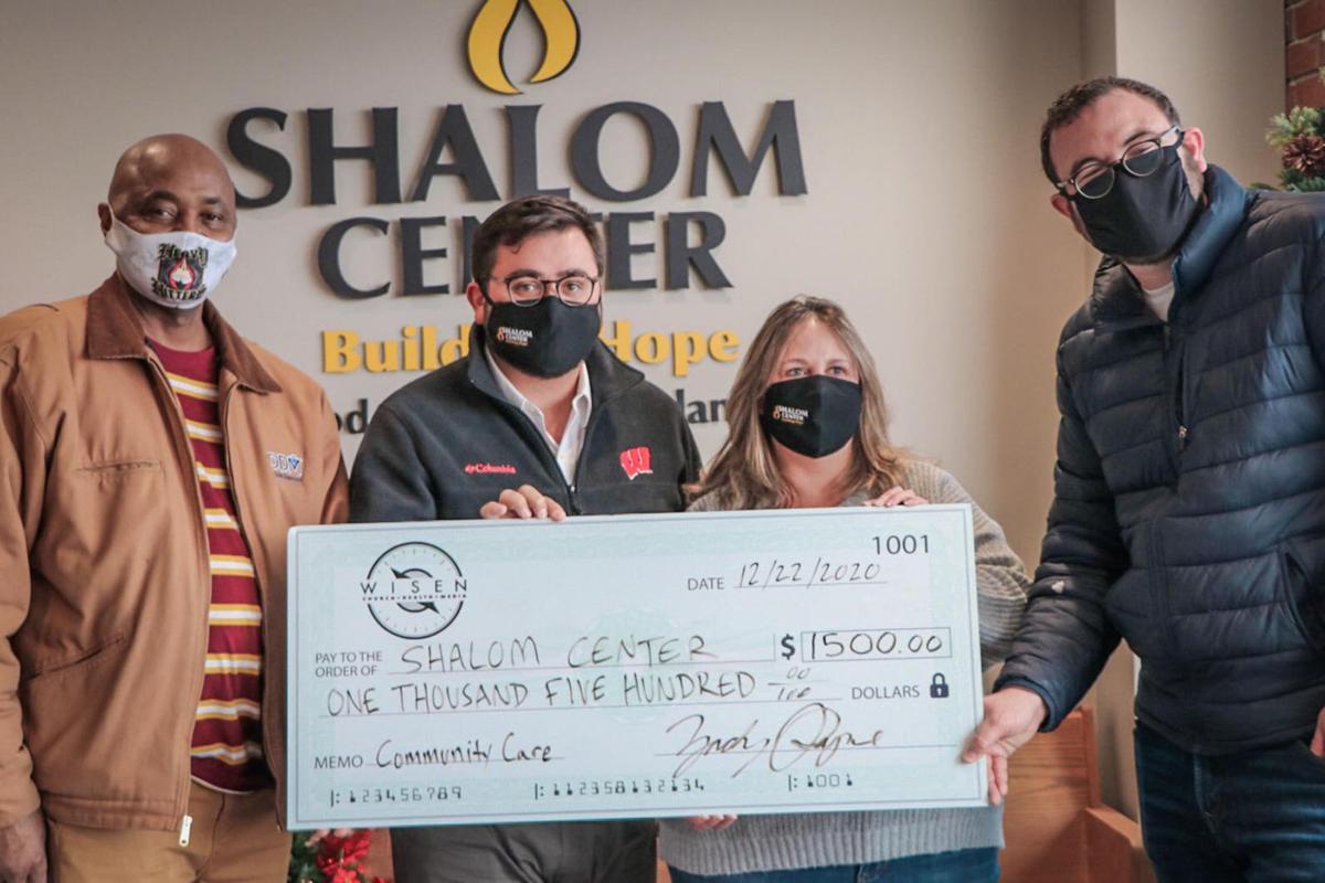 Shalom Center donation