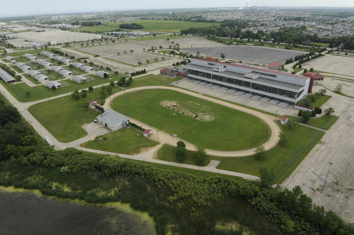 Dairyland Greyhound Park 2014