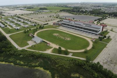 Dairyland Greyhound Park 2014