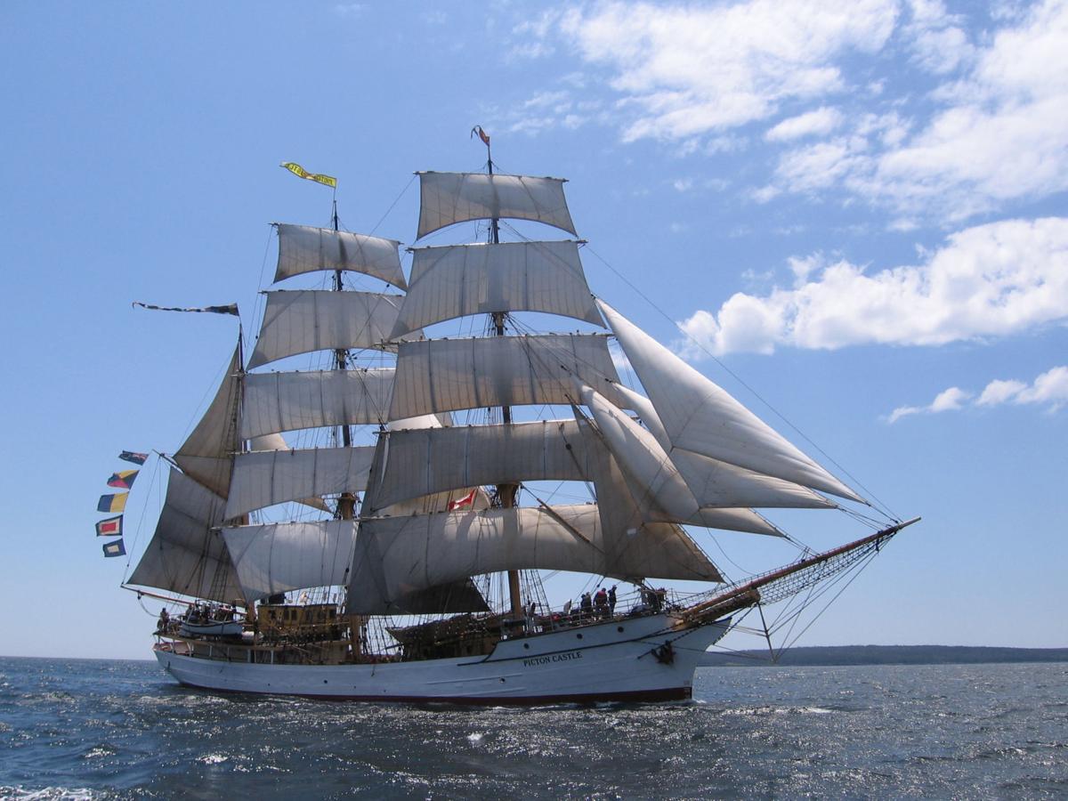 Picton Castle Returns Home