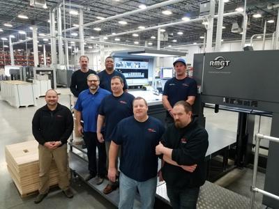 colbert printing press