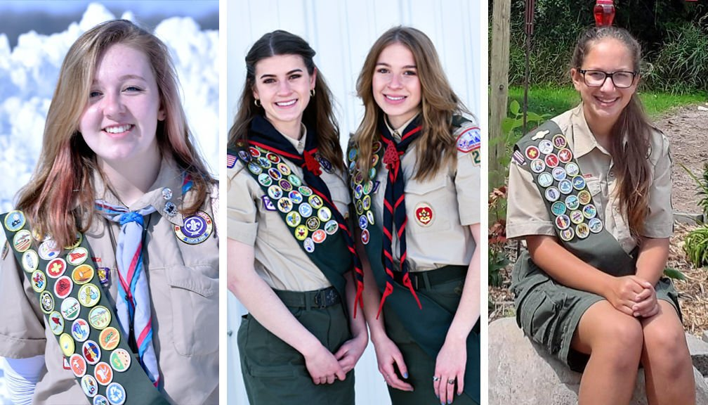 All Four Eagle Scouts