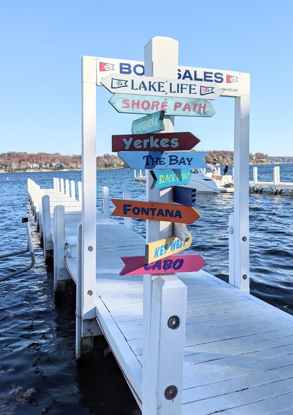 Lake Geneva path directions sign.jpg