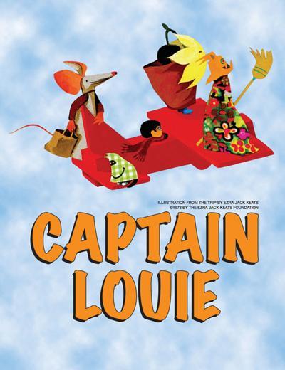 Captain Louie illustration