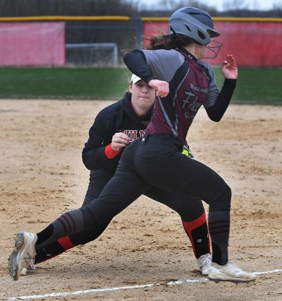 Central softball one step away from state | Local High