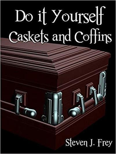 DIY caskets book